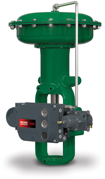 Fisher 657 Actuator