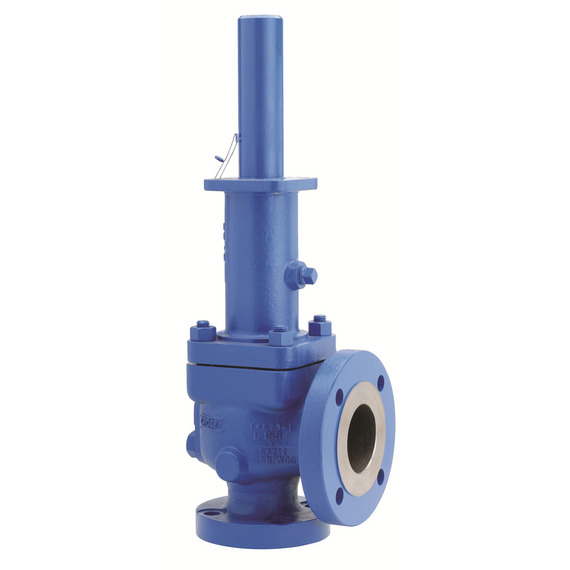 J Series Direct Spring Pressure Relief Valves