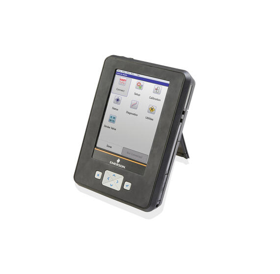 Fisher ValveLink Mobile Software with Trex Device