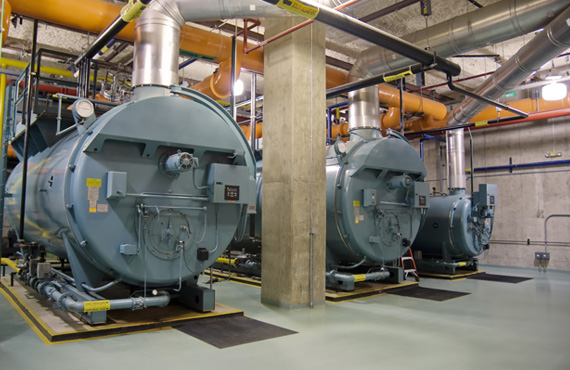 Boilers, cogens, steam and hot water systems are challenged with running smoothly and safely.