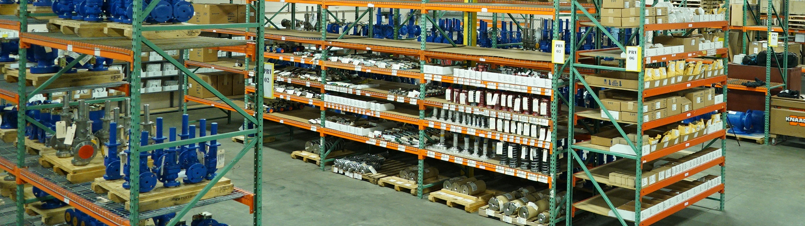 Product & Replacement Part Inventory