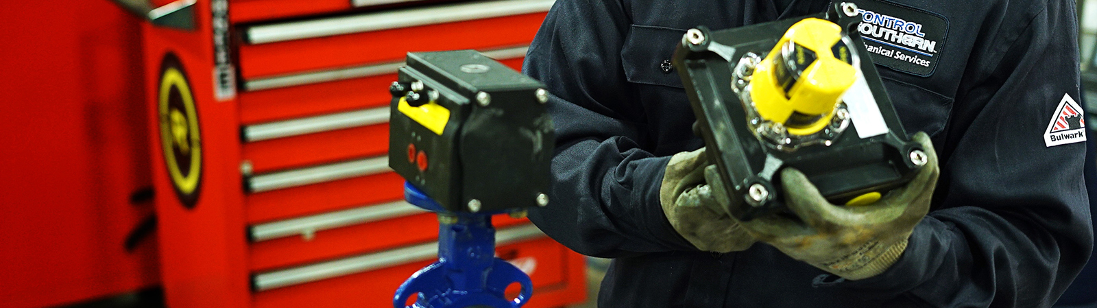 Valve and Actuator Repair Services