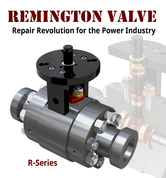 Remington Valve Representative for Georgia, Florida, Alabama, and Tennessee